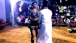 Beautiful Comedy dance of music கரகாட்டம் Video Tamil Nadu Oct 2017 HD 1080p