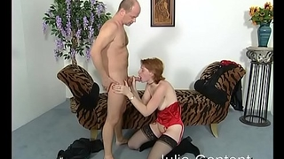 German wife from Hamburg was fucked