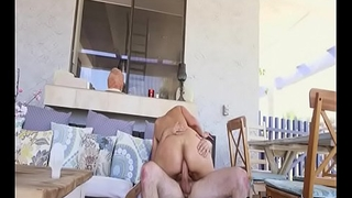 Alana Luv'_s Asshole Gets Torn Up