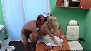 Cute Patient Fucked Hard by Doctor - Victoria Pure