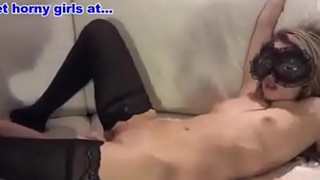 Skinny Young Babe Fisting - Watch Part2 on PORNAVA.COM