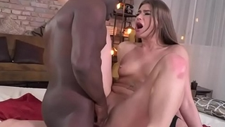 BigCocks DP Filling Up Sarah Sultry Ass And Cunt